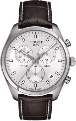 Tissot T101.417.16.031.00 PR 100 Analog Watch  - For Men