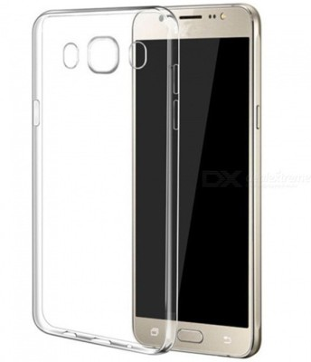 Sswastik Back Cover for Samsung Galay J5 2016 Transparent, Silicon