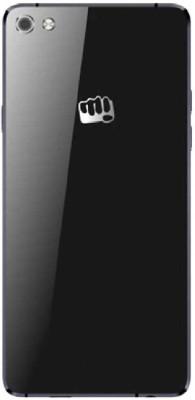 Heinibeg Micromax Canvas Silver 5 Q450 Back Panel Black