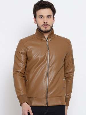 Online Shopping Mall Full Sleeve Solid Men Jacket