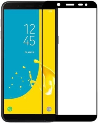 GALEX Edge To Edge Tempered Glass for Samsung Galaxy A9 Star 6D Full Glue Tempered Glass (Black) | 6D Full Glue Tempered Glass For Samsung A9 Star(Pack of 1)