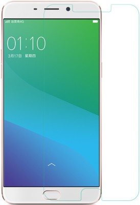 Style Clues Tempered Glass Guard for OPPO F1 Plus(Pack of 1)