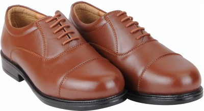 Bata Corporate Oxford For Men(Brown)