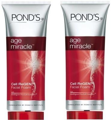 Ponds Facial Foam Face Wash(100 g)