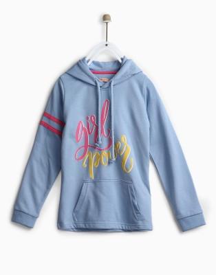 Chemistry Full Sleeve Printed Girls Sweatshirt at flipkart