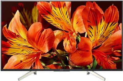 Sony X8500F 108cm (43 inch) Ultra HD (4K) LED Smart TV(KD-43X8500F) (Sony)  Buy Online