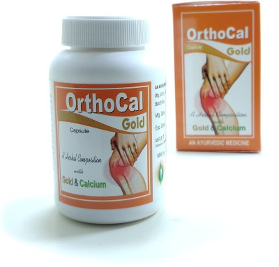Dharmani Health & Fitness Co. Orthocal Gold Joint Pain Capsules(30 Patches)
