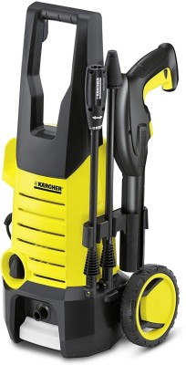 Karcher KC556C1 Buy Best Buy Original 1400 Watt High Pressure Home and Car Washer with Wheels (120 BAR, 6M Cable) With Added WArranty 1 Year Ultra High Pressure Washer