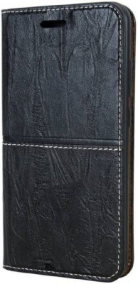 ALONZO Flip Cover for Samsung Galaxy J7 Max Black