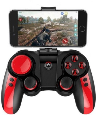Microware PG-9089 Bluetooth Wireless Game Controller Gamepad for iOS Android PC  Gamepad(Black, For Android) at flipkart