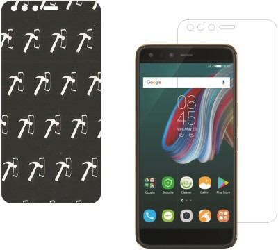 IndiForce Tempered Glass Guard for Infinix Zero5 Pro(Pack of 1)