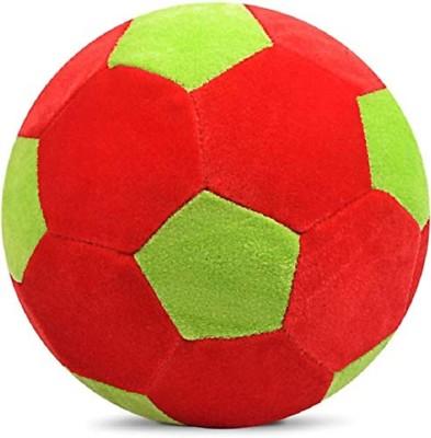 SANA TOYS Stuffed Soft Toy Plush Ball Kids Birthday Gift  Red /Green    10 cm Red SANA TOYS Soft Toys