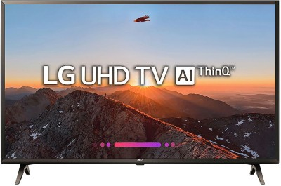 LG 108cm (43 inch) Ultra HD (4K) LED Smart TV 2018 Edition(43UK6360PTE) (LG) Tamil Nadu Buy Online