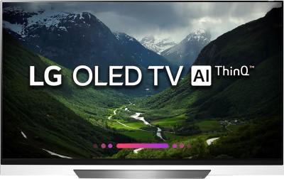 View LG 164cm (65 inch) Ultra HD (4K) OLED Smart TV(OLED65E8PTA)  Price Online