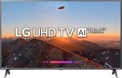 LG 108cm (43 inch) Ultra HD (4K) LED Smart TV(43UK6560PTC) (LG) Tamil Nadu Buy Online