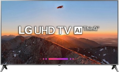 LG 139cm (55 inch) Ultra HD (4K) LED Smart TV(55UK6500PTC) 1
