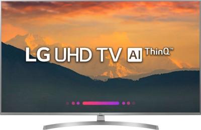 LG 123cm (49 inch) Ultra HD (4K) LED Smart TV 2018 Edition(49UK7500PTA) (LG) Delhi Buy Online