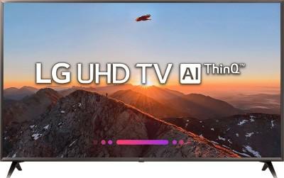LG Smart 139cm (55 inch) Ultra HD (4K) LED Smart TV 2018 Edition(55UK6360PTE)