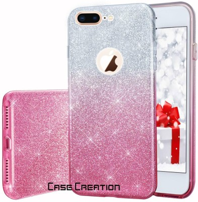 Case Creation Back Cover for Apple iPhone 7 Pink, Dual Protection Case Creation Designer Cases   Covers
