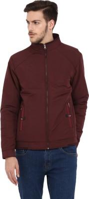 Gritstones Sleeveless Solid Men Jacket
