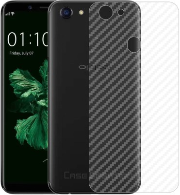 Case Creation Back Screen Guard for Oppo F5(Pack of 1)