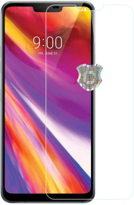 Case Creation Tempered Glass Guard for LG G7 ThinQ (2018)(Pack of 1)