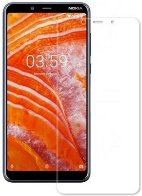 7Rocks Tempered Glass Guard for Nokia 3.1 Plus(Pack of 1)