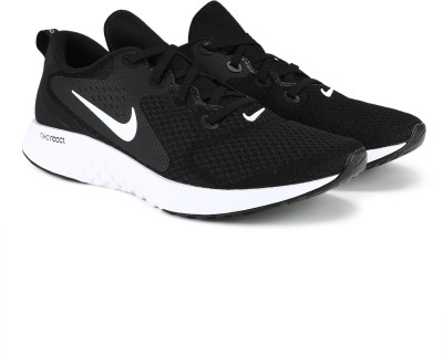 Nike LEGEND REACT Running Shoes For Men(Black) 1