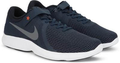 Nike REVOLUTION 4 FLYEASE Running Shoe For Men(Navy) 1