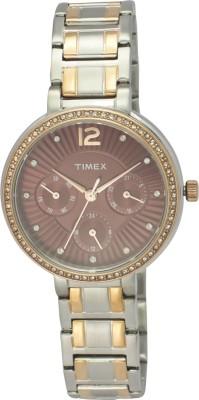 Timex TWEL11905 E Class Analog Watch - For Women