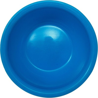 Homray Homray Exotic Microwave Safe   Unbreakable Blue Round 350 ml Bowls  Set of 6  Polypropylene Serving Bowl Blue, Pack of 6 Homray Bowls