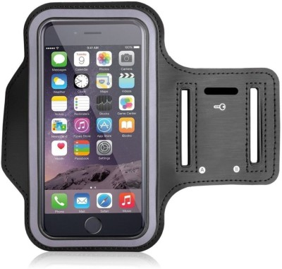 TGK Arm Band Case for 5 inch to 5.5 inch Smartphone(Black)