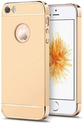 Sunshine Back Cover for Apple iPhone 5/5S/SE(Gold, Shock Proof)