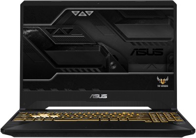 Asus TUF Series Core i7 8th Gen - (16 GB/1 TB HDD/256 GB SSD/Windows 10 Home/6 GB Graphics) FX505GM-ES065T Gaming Laptop(15.6 inch, Black, 2.2 kg)