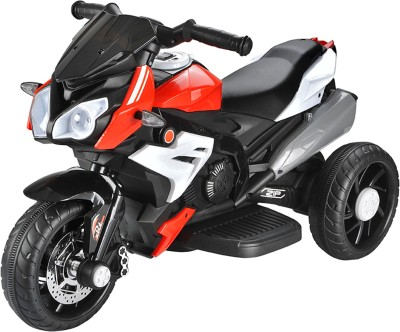 Toy House XRT Rechargeable Battery Operated Ride on Bike for kids(2 to 4yrs) Bike Battery Operated Ride On(Red) at flipkart