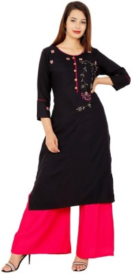 LAXITA Women Kurta and Palazzo Set