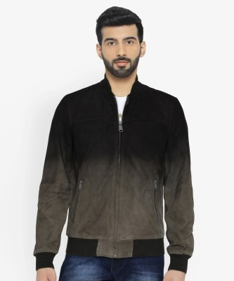 Jack & Jones Full Sleeve Solid Men Casual  Jacket at flipkart