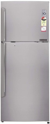 LG 215 L Direct Cool Single Door 5 Star Refrigerator with Base Drawer(Blue Glow, GL-D221ABGY)