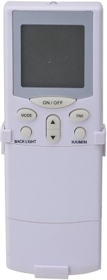 Upix AC Remote Model No. 68, Compatible Remote Controller(White)