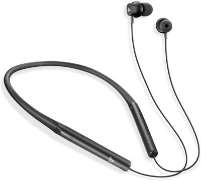 Syska C2-BK Bluetooth Headset(Black, In the Ear)