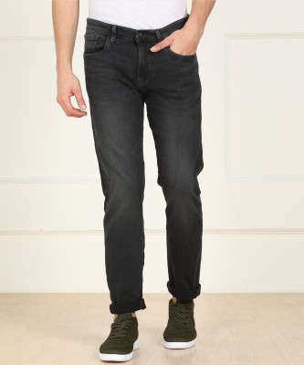 Allen Solly Jeans Slim Men Grey Jeans