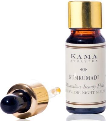 Kama Ayurveda Kumkumadi Miraculous Beauty fluid Ayurvedic Night Serum(12 ml)