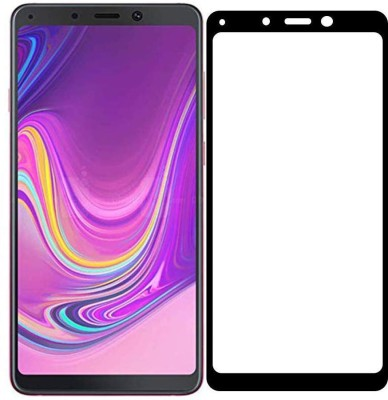 Classy Edge To Edge Tempered Glass for Samsung Galaxy A9(Pack of 1)