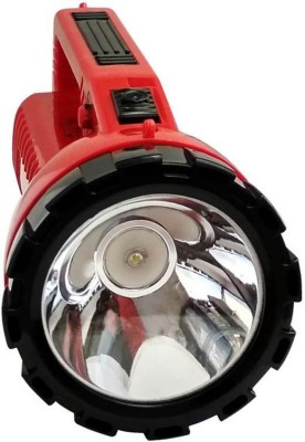 24 ENERGY 5W Torch Cum+ 24 Bright SMD Solar Rehargeable Torch(Red) at flipkart