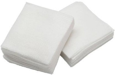 Handicraft Tem-010 White Napkins(2 Sheets)