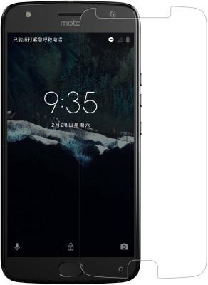 SPLASH Tempered Glass Guard for Motorola Moto X4(Pack of 1)