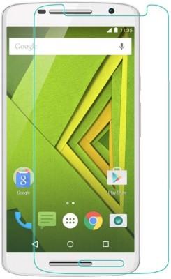 SPLASH Tempered Glass Guard for Motorola Moto X Play(Pack of 1)