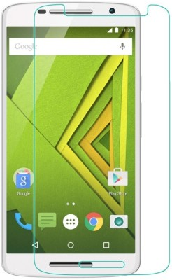 SPLASH Tempered Glass Guard for Motorola Moto X Play(Pack of 1)
