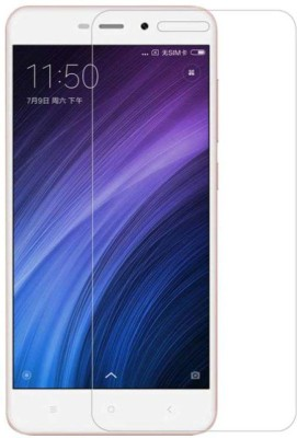 Klixx Tempered Glass Guard for Mi Redmi 4A(Pack of 1)