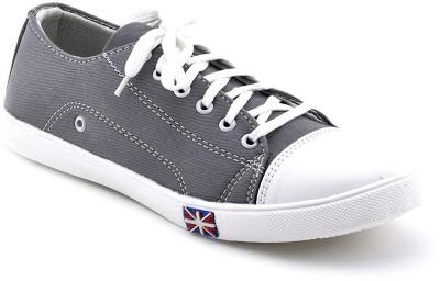 Karnaaz Canvas Shoes For Men(Grey)
